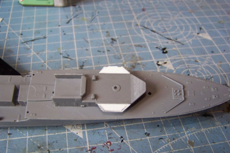 "Torpilleur 1455 t  "" Bourrasque "" ( Orp Wicher 1/400 Mirage) 100_7898"