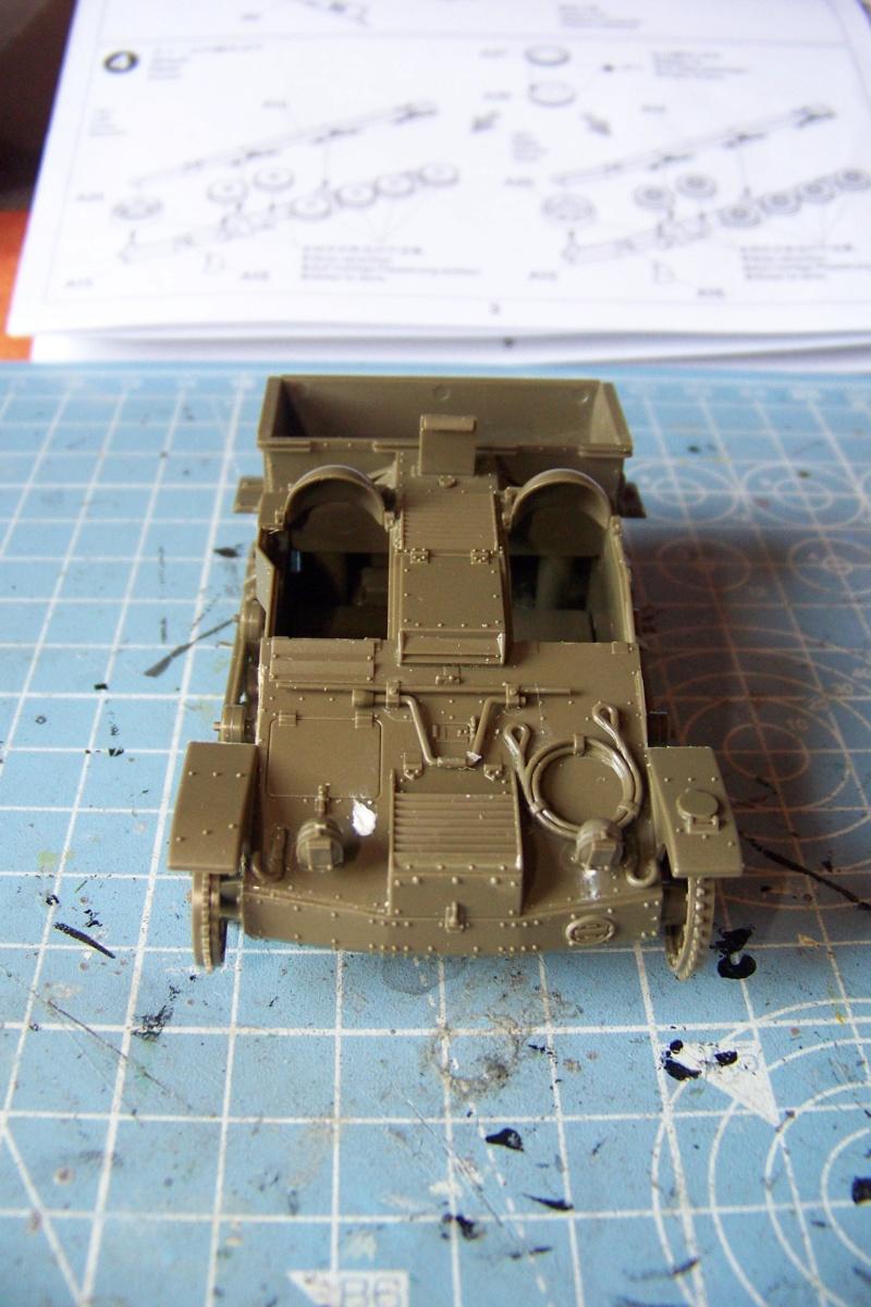Chenillette Renault UE Tamiya 1/35 100_7975