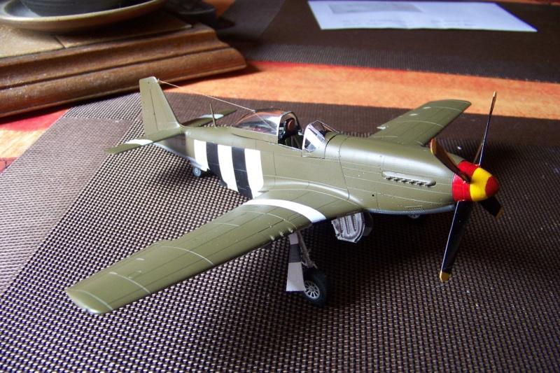 """ Frenesi "" P-51D5 ( Eduard 1/48) Fini - Page 4 100_8055"