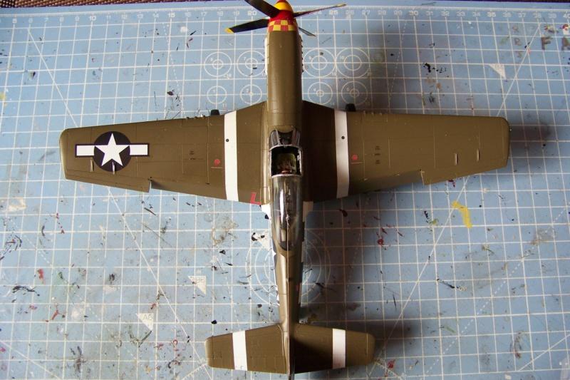 """ Frenesi "" P-51D5 ( Eduard 1/48) Fini - Page 5 100_8060"