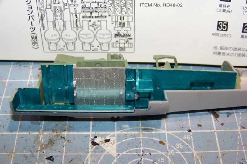 """Yokosuka D4Y1/2 Suisei  """"Judy """" Fine Model 1/48 100_8107"""
