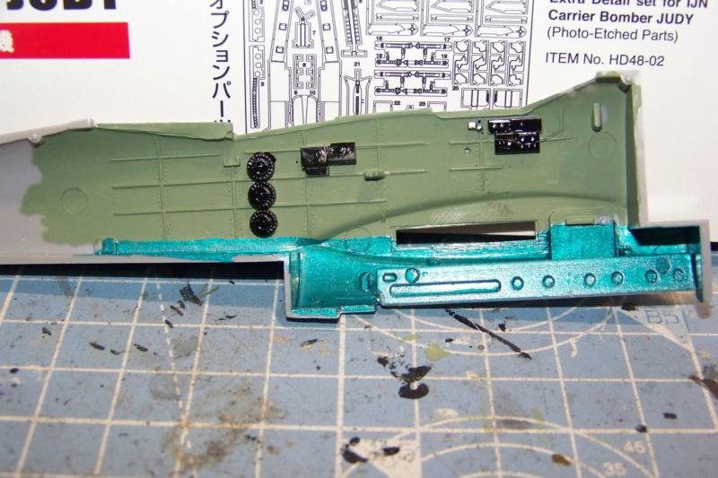 """Yokosuka D4Y1/2 Suisei  """"Judy """" Fine Model 1/48 100_8108"""