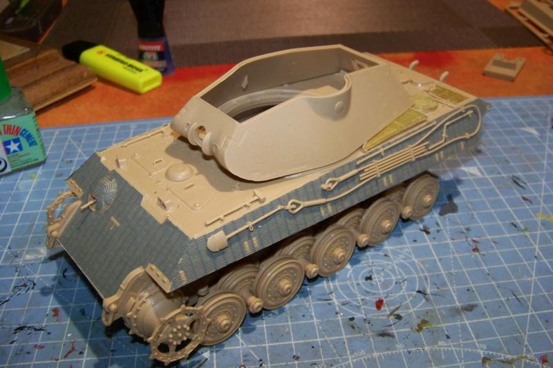 Sd.Kfz. 182 Panzer VI Ausf. B Porsche ( Meng 1/35) 100_8138