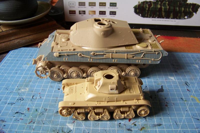 Sd.Kfz. 182 Panzer VI Ausf. B Porsche ( Meng 1/35) 100_8140