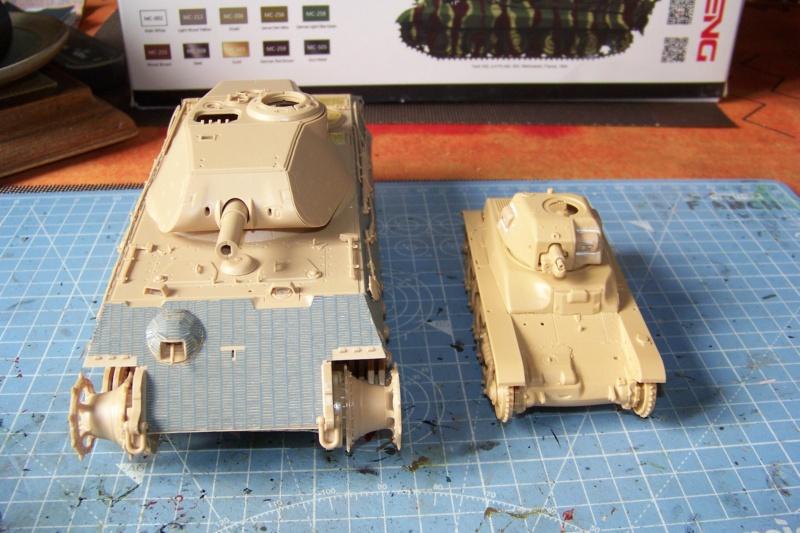 Sd.Kfz. 182 Panzer VI Ausf. B Porsche ( Meng 1/35) 100_8141