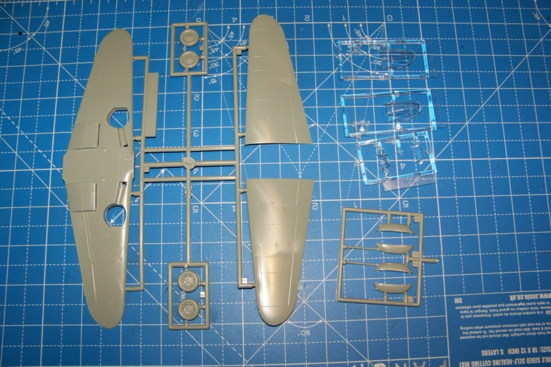 Avia S 199 Ezer Weizman 1948 ( Academy/Hobbycraft 1/48) סופית = FINI 100_8206