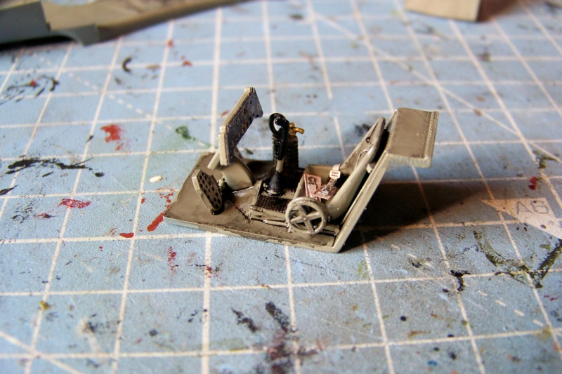 sur l' établi Bf 109 E3a 1/48 Eduard  Fini 100_8240