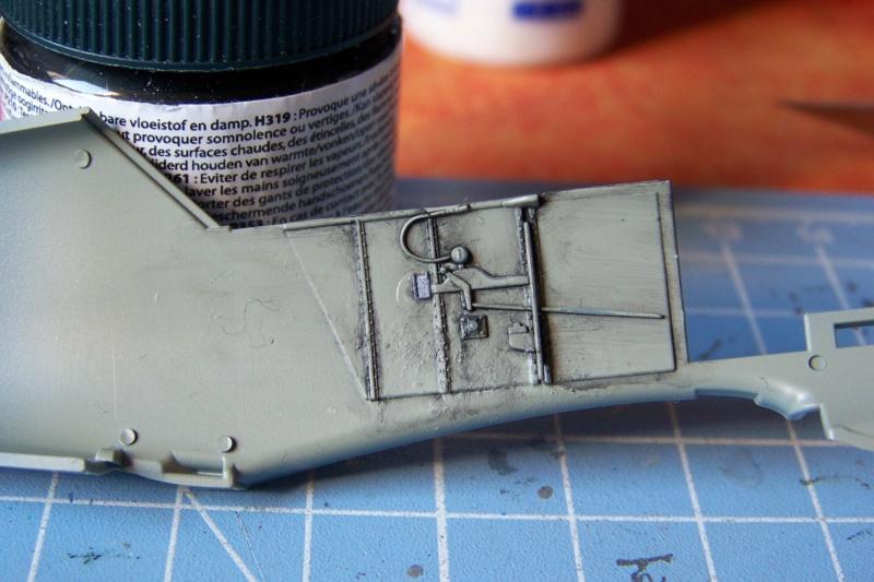 sur l' établi Bf 109 E3a 1/48 Eduard  100_8242