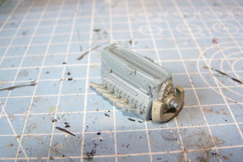 sur l' établi Bf 109 E3a 1/48 Eduard  100_8245