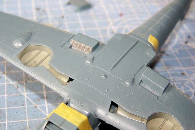 sur l' établi Bf 109 E3a 1/48 Eduard  Fini - Page 2 100_8274