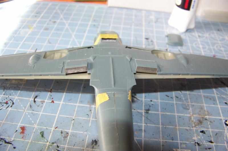 sur l' établi Bf 109 E3a 1/48 Eduard  Fini - Page 2 100_8275
