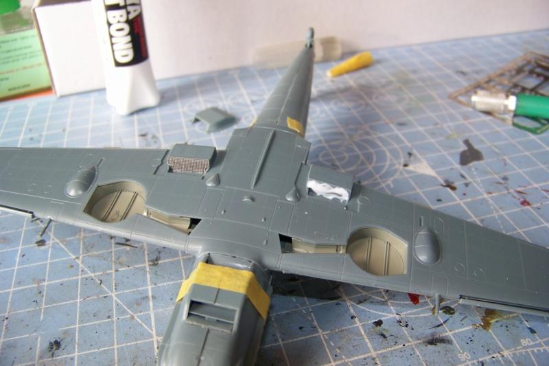 sur l' établi Bf 109 E3a 1/48 Eduard  Fini - Page 2 100_8276