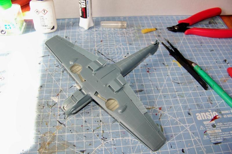 sur l' établi Bf 109 E3a 1/48 Eduard  Fini - Page 2 100_8279