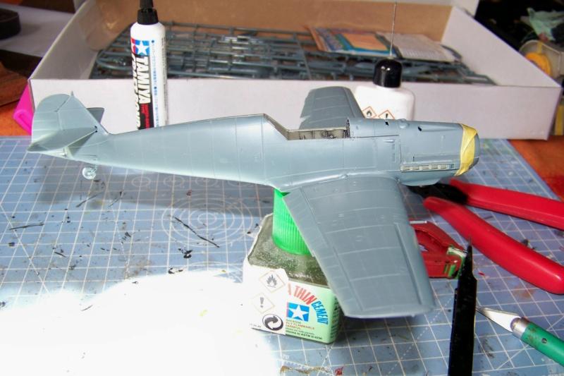 sur l' établi Bf 109 E3a 1/48 Eduard  Fini - Page 2 100_8280