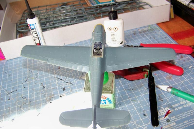 sur l' établi Bf 109 E3a 1/48 Eduard  Fini - Page 2 100_8281