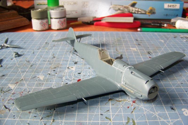 sur l' établi Bf 109 E3a 1/48 Eduard  Fini - Page 2 100_8332