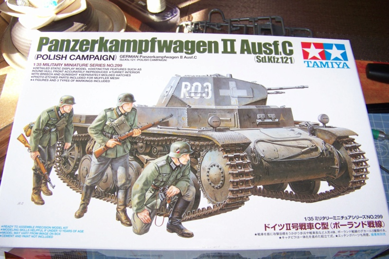 Fil rouge 2020:Panzer IIc Secteur Lwow sept 1939 100_8372