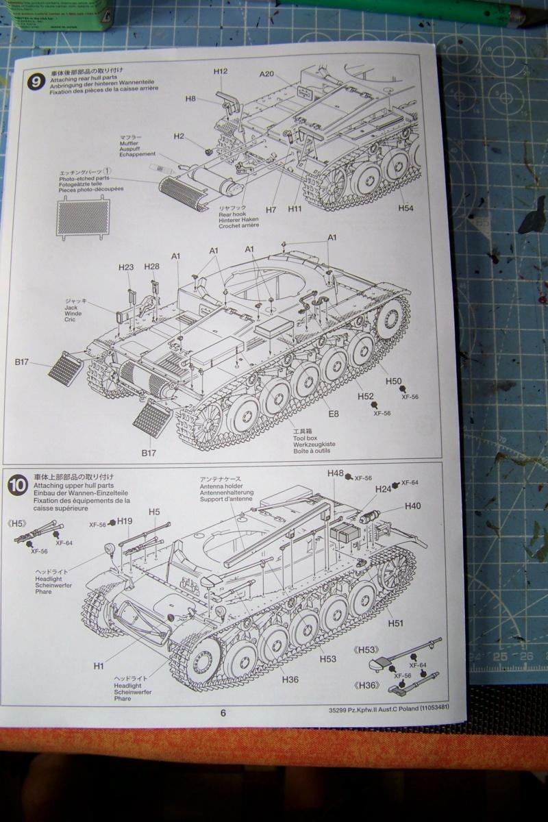 Fil rouge 2020:Panzer IIc Secteur Lwow sept 1939 100_8374