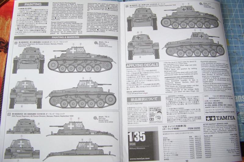 Fil rouge 2020:Panzer IIc Secteur Lwow sept 1939 100_8375