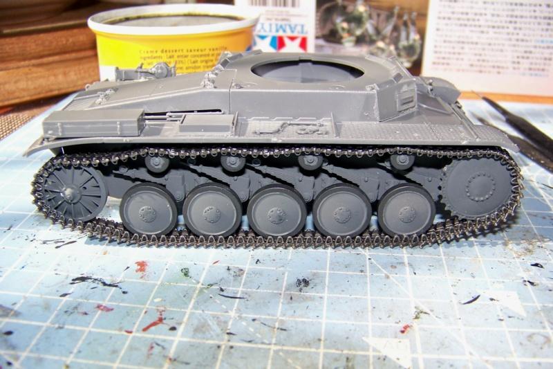Fil rouge 2020:Panzer IIc Secteur Lwow sept 1939 100_8385