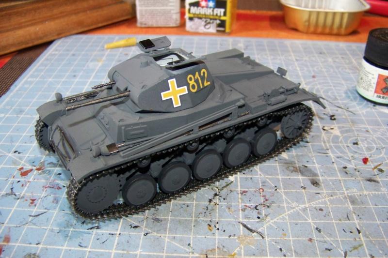 Fil rouge 2020:Panzer IIc Secteur Lwow sept 1939 100_8411