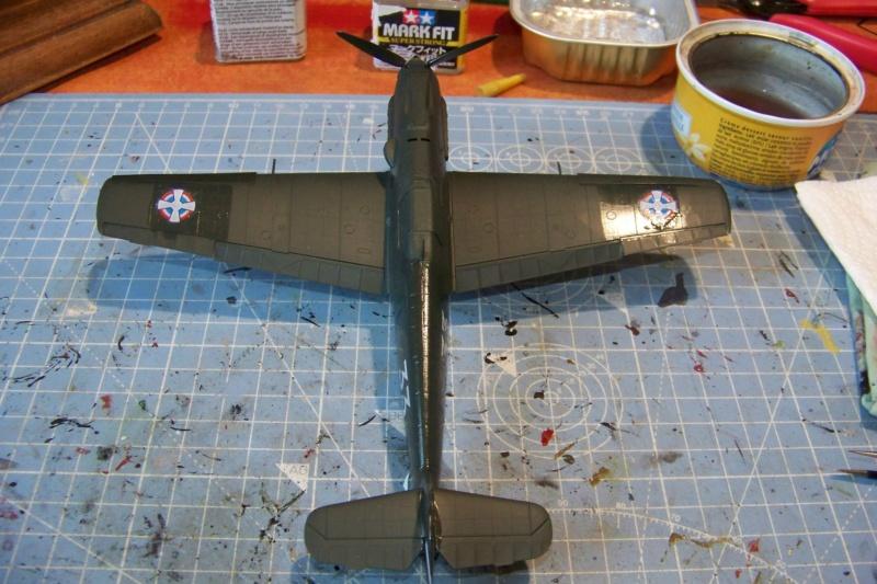 sur l' établi Bf 109 E3a 1/48 Eduard  Fini - Page 3 100_8419