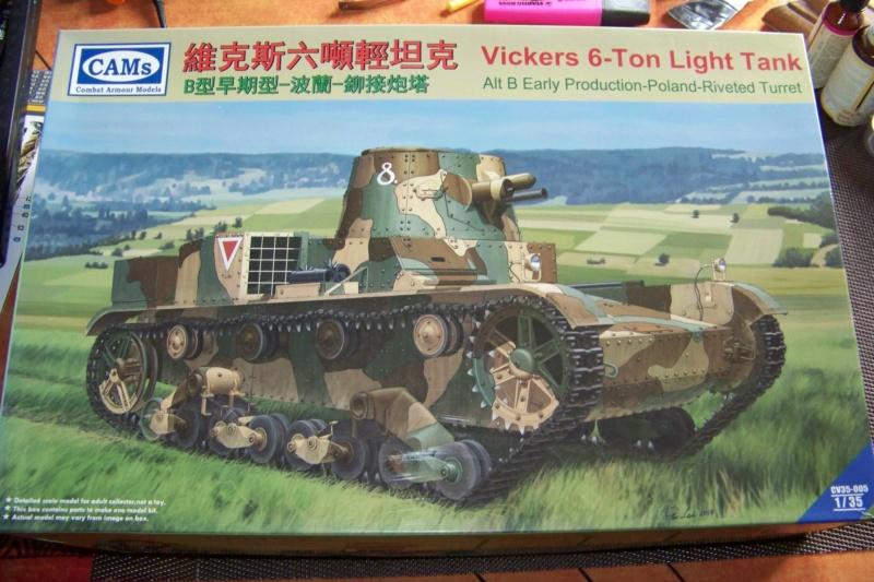 Fil Rouge: Vickers E type b CAMs 1/35: 10 PSK Radymno 10/09/1939 100_8446
