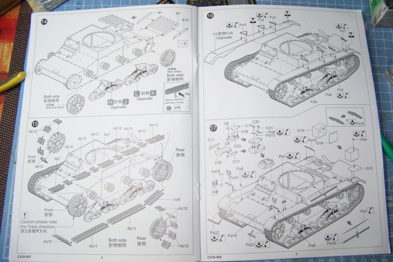 Fil Rouge: Vickers E type b CAMs 1/35: 10 PSK Radymno 10/09/1939 100_8449