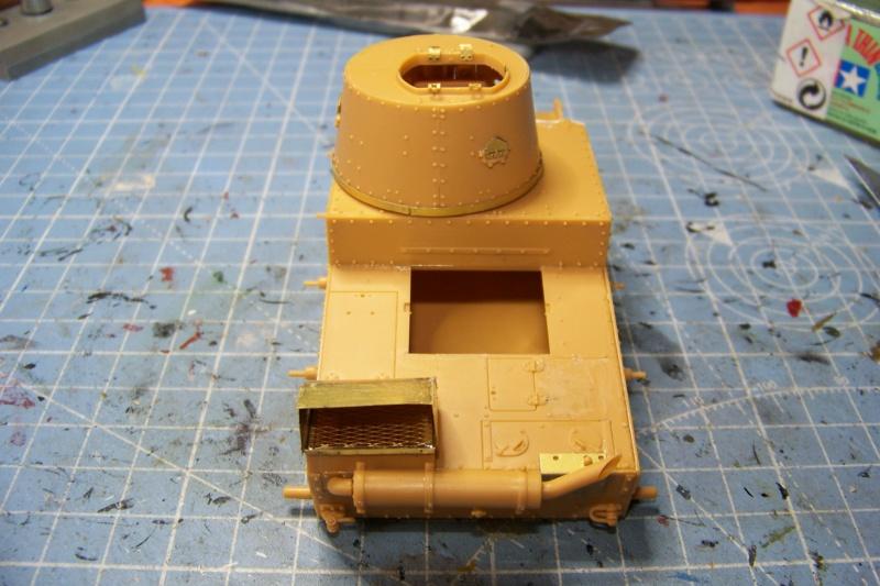 Fil Rouge: Vickers E type b CAMs 1/35: 10 PSK Radymno 10/09/1939 100_8463