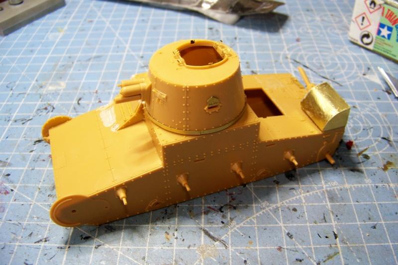 Fil Rouge: Vickers E type b CAMs 1/35: 10 PSK Radymno 10/09/1939 100_8464