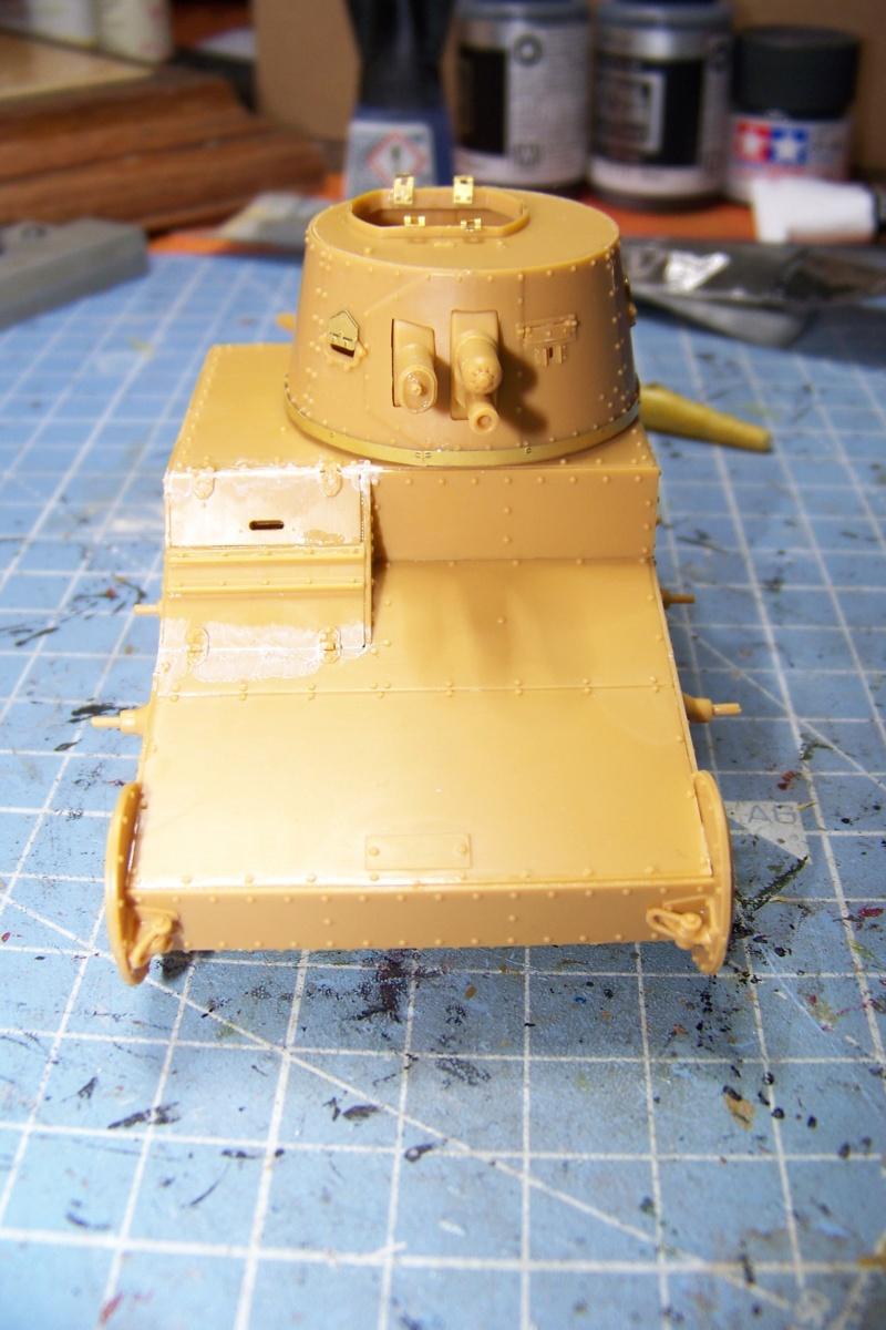 Fil Rouge: Vickers E type b CAMs 1/35: 10 PSK Radymno 10/09/1939 100_8467