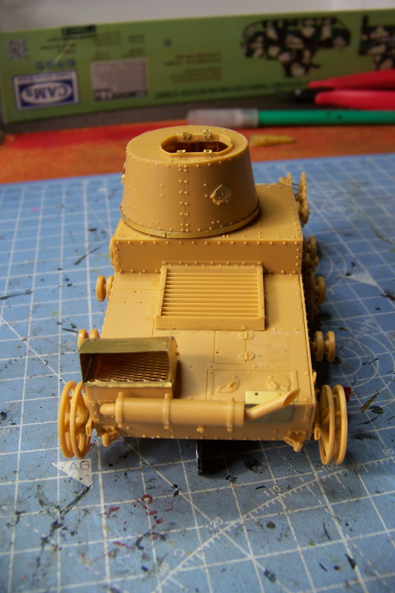 Fil Rouge: Vickers E type b CAMs 1/35: 10 PSK Radymno 10/09/1939 100_8469