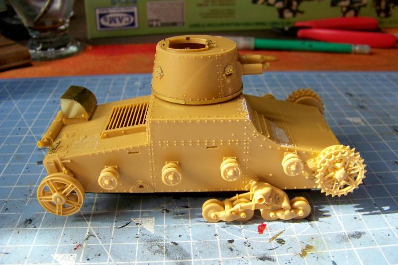Fil Rouge: Vickers E type b CAMs 1/35: 10 PSK Radymno 10/09/1939 100_8470