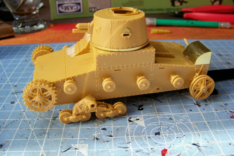 Fil Rouge: Vickers E type b CAMs 1/35: 10 PSK Radymno 10/09/1939 100_8471