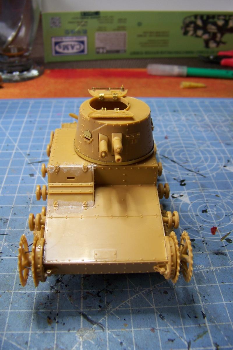 Fil Rouge: Vickers E type b CAMs 1/35: 10 PSK Radymno 10/09/1939 100_8473