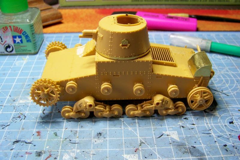 Fil Rouge: Vickers E type b CAMs 1/35: 10 PSK Radymno 10/09/1939 - Page 2 100_8474