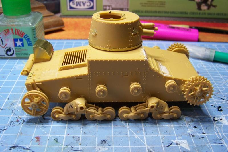 Fil Rouge: Vickers E type b CAMs 1/35: 10 PSK Radymno 10/09/1939 - Page 2 100_8475