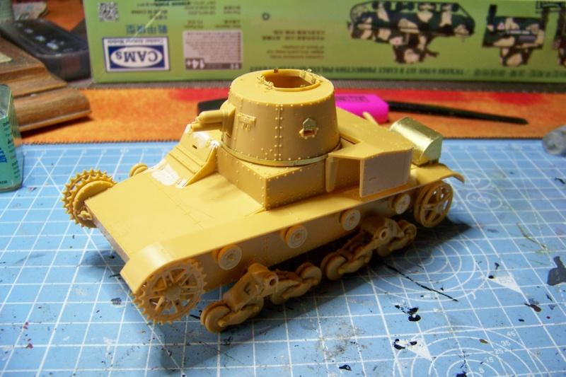 Fil Rouge: Vickers E type b CAMs 1/35: 10 PSK Radymno 10/09/1939 - Page 2 100_8477