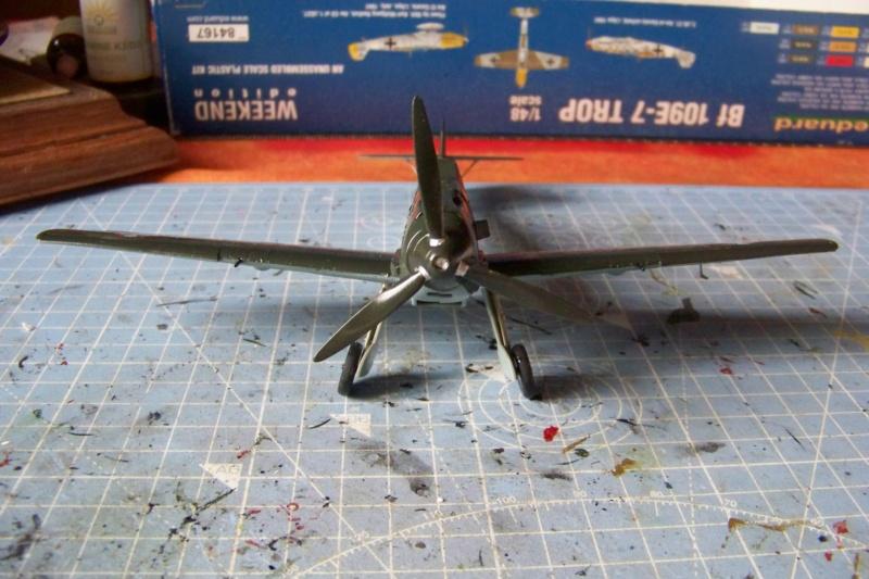 sur l' établi Bf 109 E3a 1/48 Eduard  Fini - Page 4 100_8483