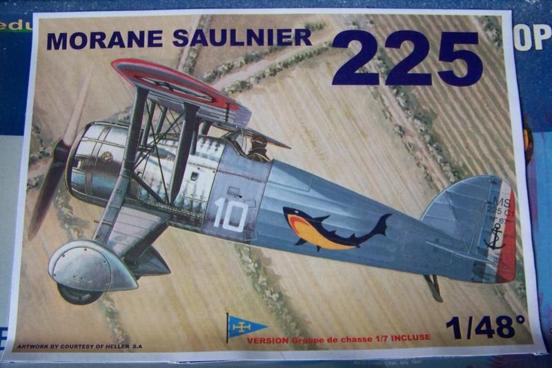 Morane Saulnier MS-225 3C1 ( MACH 1/48) 100_8485