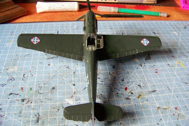 sur l' établi Bf 109 E3a 1/48 Eduard  Fini - Page 4 100_8498