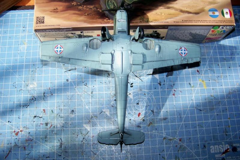 sur l' établi Bf 109 E3a 1/48 Eduard  Fini - Page 4 100_8511