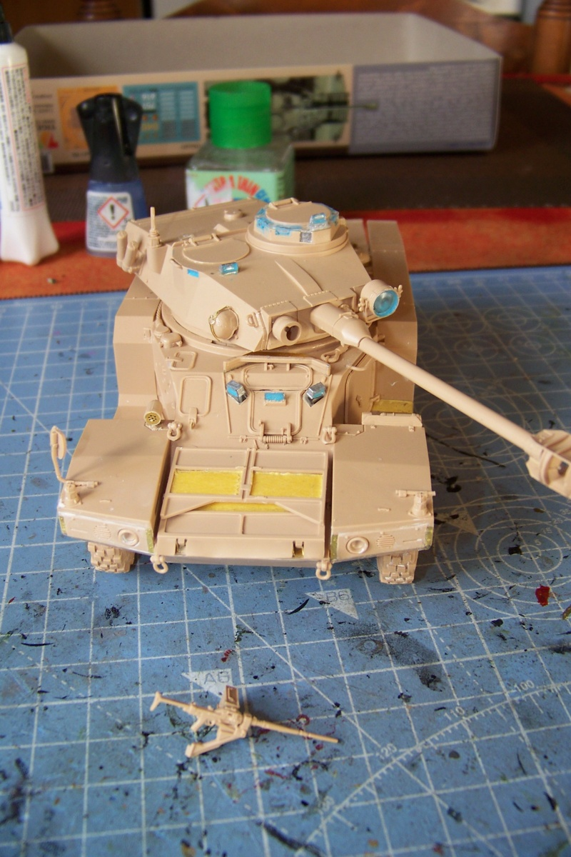 ERC 90 Lynx 1/35 Tiger Model FINI 100_8512