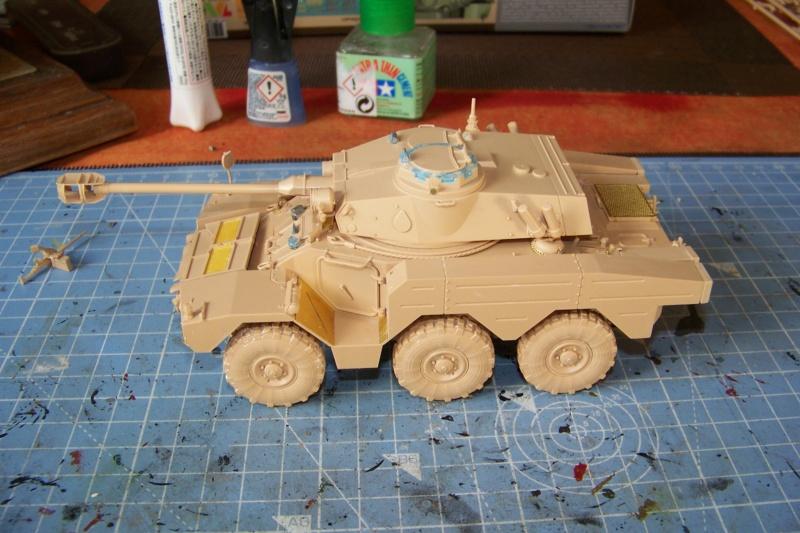 ERC 90 Lynx 1/35 Tiger Model FINI 100_8514