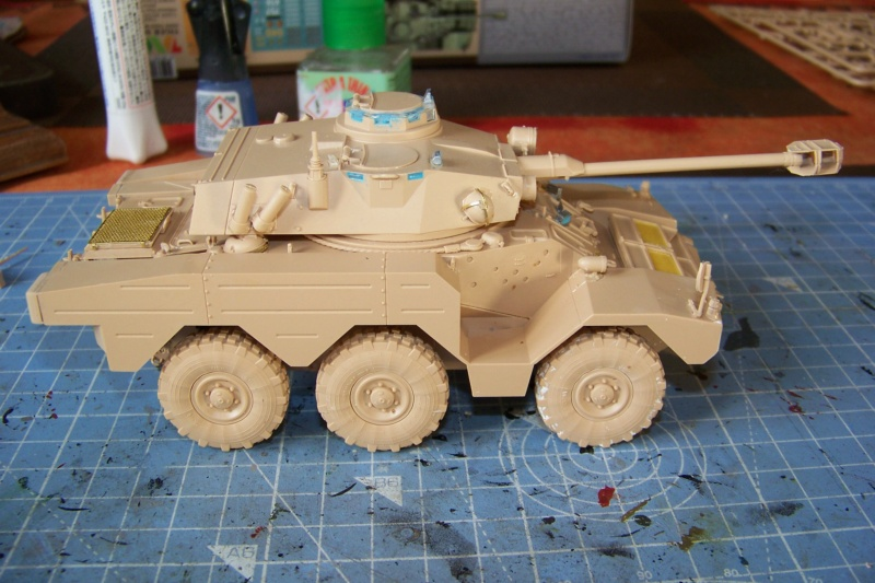 ERC 90 Lynx 1/35 Tiger Model FINI 100_8516
