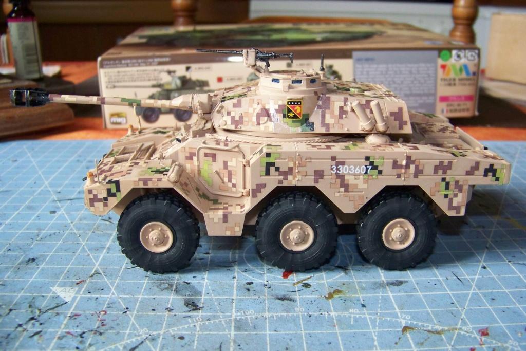 ERC 90 Lynx 1/35 Tiger Model FINI - Page 2 100_8526
