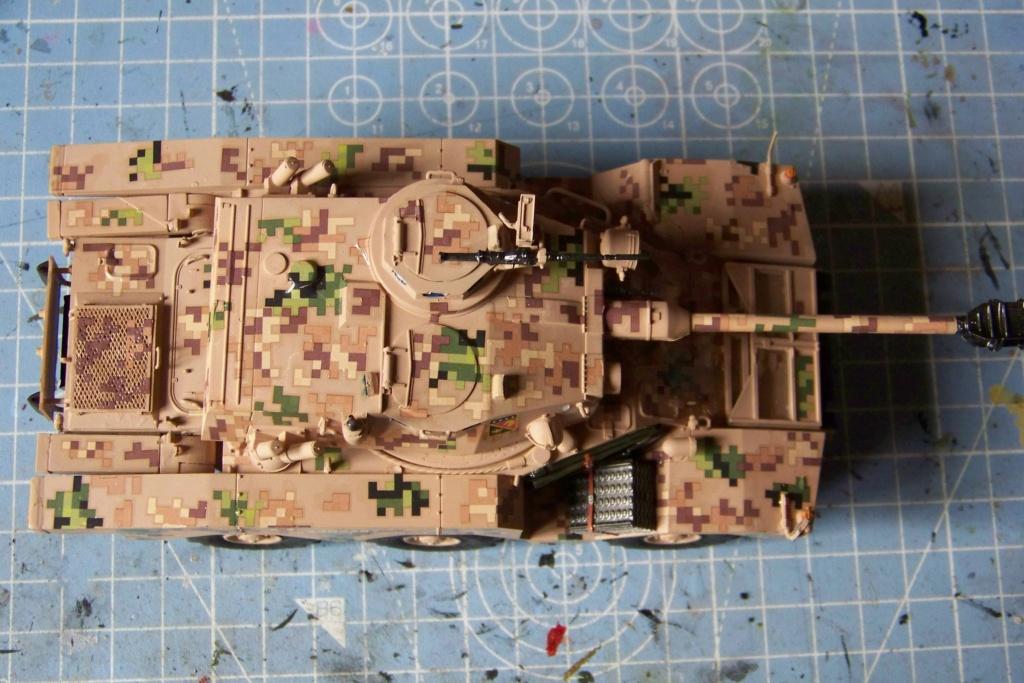 ERC 90 Lynx 1/35 Tiger Model FINI - Page 2 100_8528