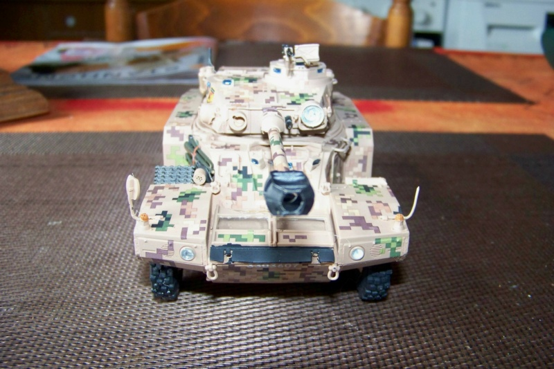 ERC 90 Lynx 1/35 Tiger Model FINI - Page 2 100_8530