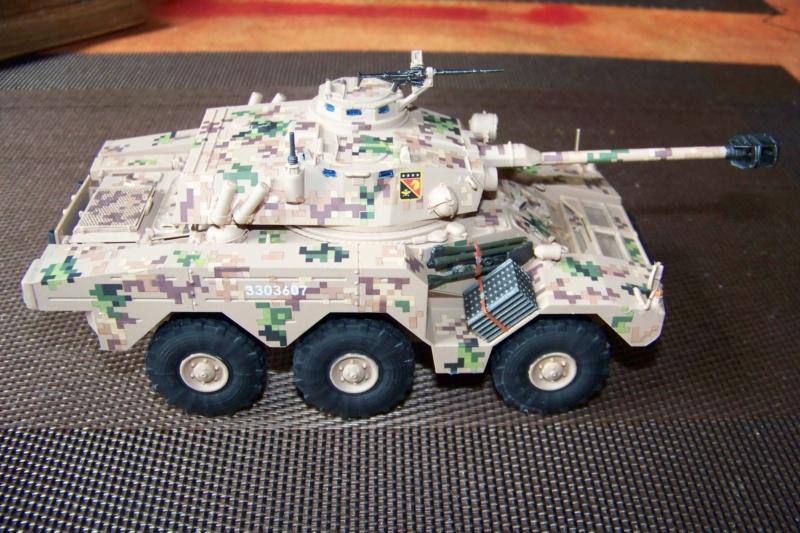 ERC 90 Lynx 1/35 Tiger Model FINI - Page 2 100_8532