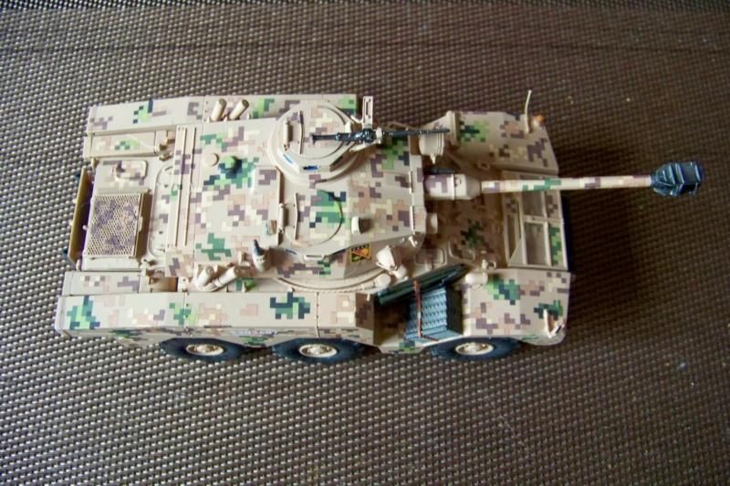 ERC 90 Lynx 1/35 Tiger Model FINI - Page 2 100_8534